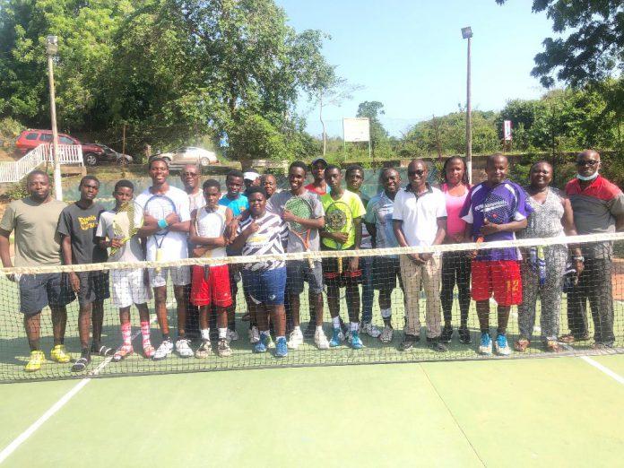 TFG Central Regional ITF Junior Qualifiers