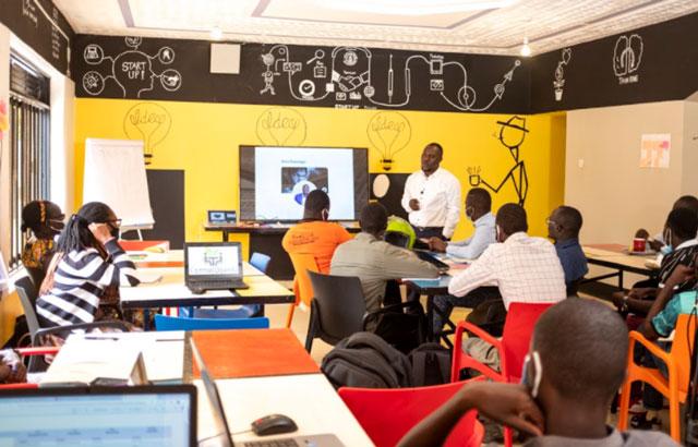 Digital Training Innovation