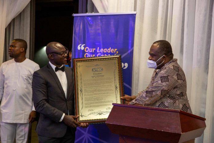 Mr Henry Ofori Akwaboah