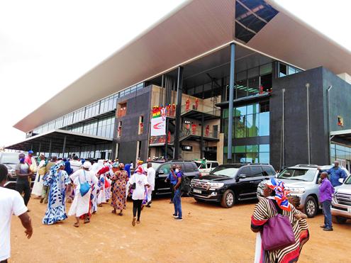 Kumasi International Airport