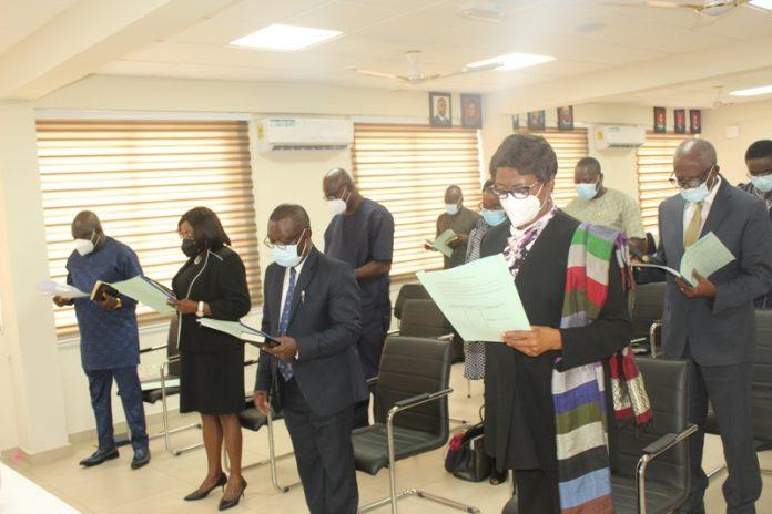 Education Board Inauguration Picture