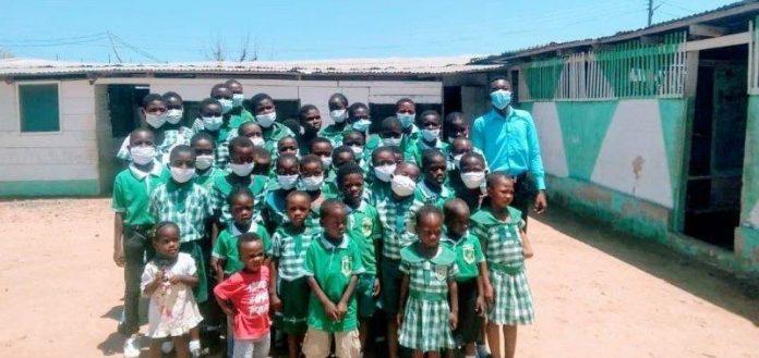 GNFS supports under-privileged school