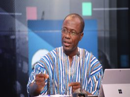 Head of Freight and Logistics at the Ghana Shippers Authority, Fred Asiedu-Dartey