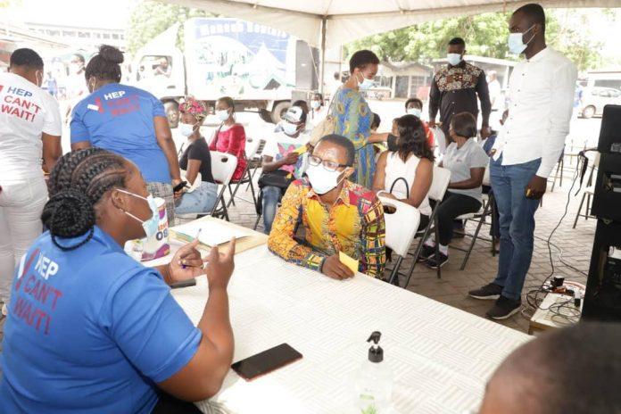 Health Hepatitis Screening