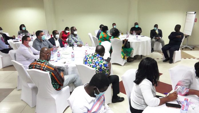 Imah Engages Health Practictioners