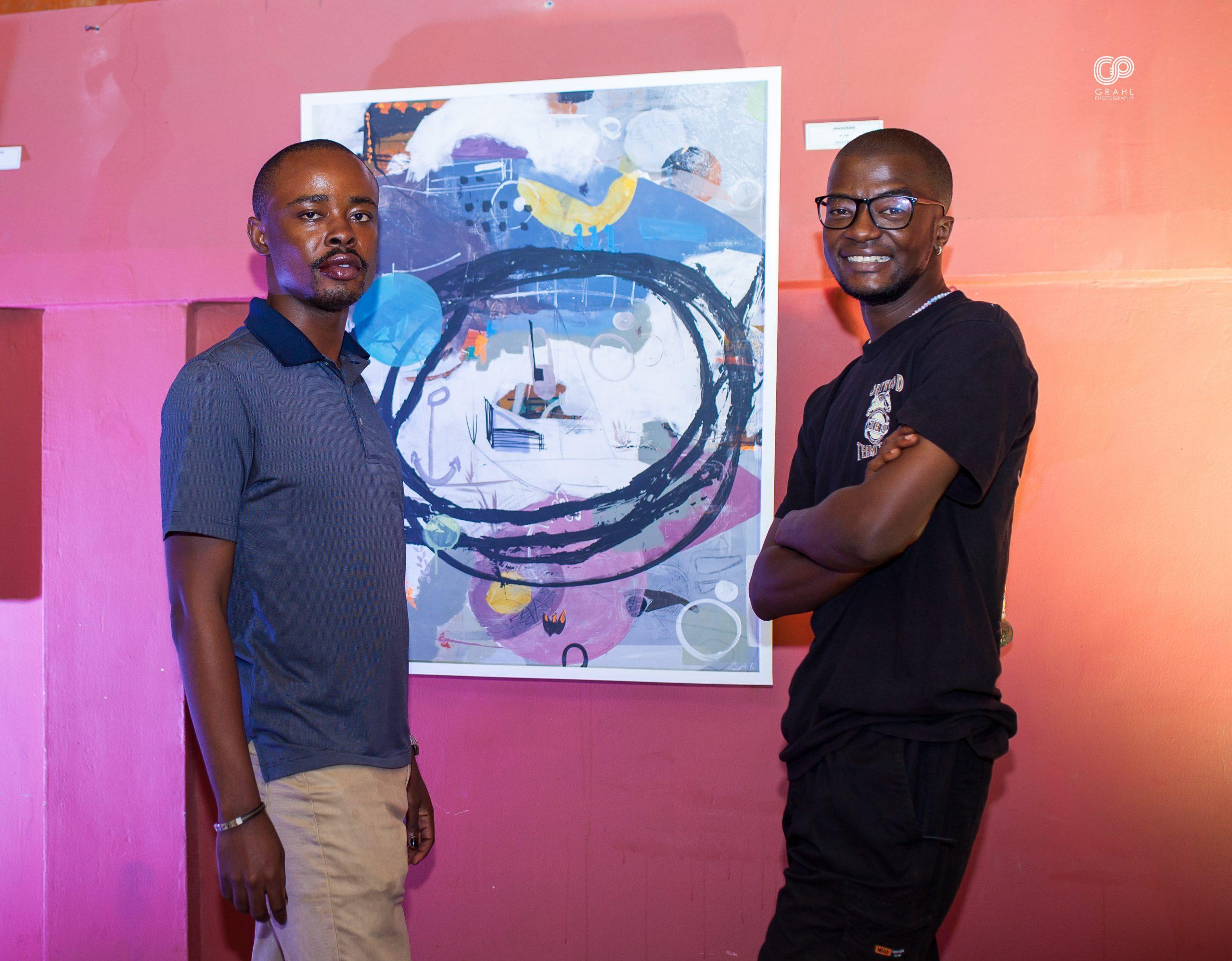 Koffi Boakye And Denzel Osei