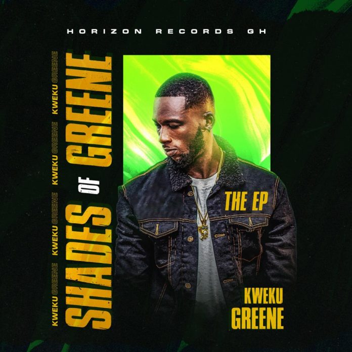 Kweku Greene Shades Of Green Ep Coverart