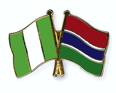 Nigeria and Gambia
