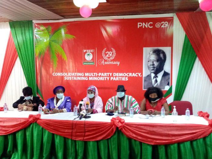 Politics Minority Parties