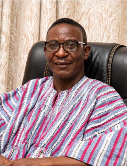 Mr David Owusu-Amoah