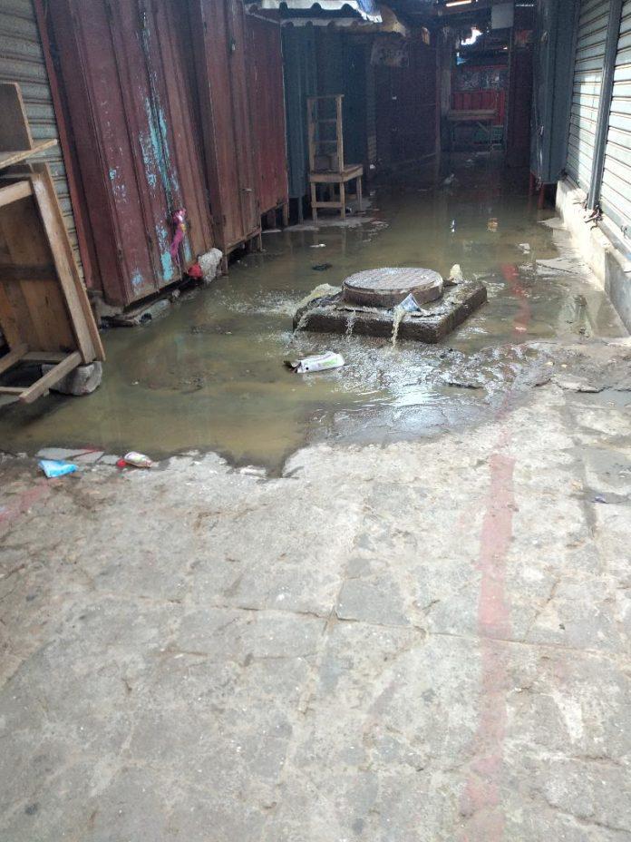 Market Sewer