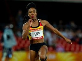 Sport Athletics Nadia