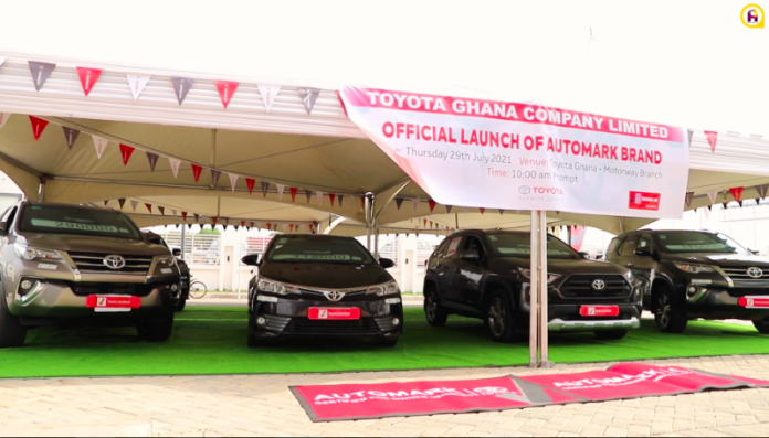 Toyota Launched