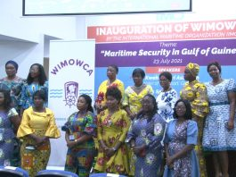 Women In Maritime Of West And Central Africa