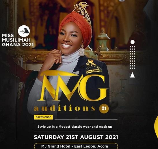 Miss Muslimah Ghana
