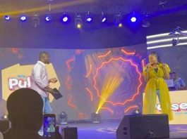 Adina Thrilling Pulsers With An Amazing Performance At The Third Episode Of Mtn S Pulse Hangout