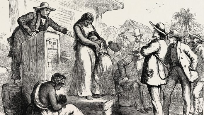 African Enslavement And The U S State