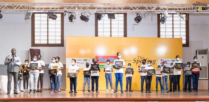 The Spelling Bee 2022 Black Drones