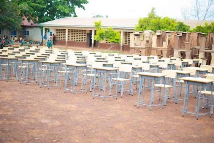 Education Donation Desks