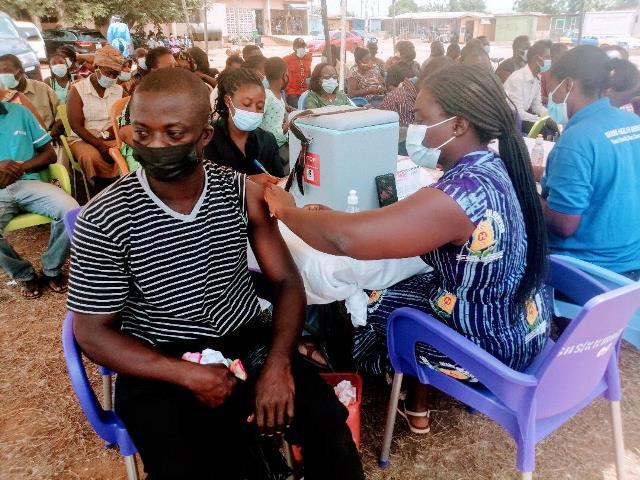 Health Vaccination Kpone