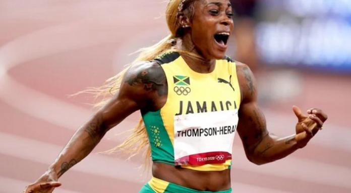 Jamaica S Elaine Thompson Herah