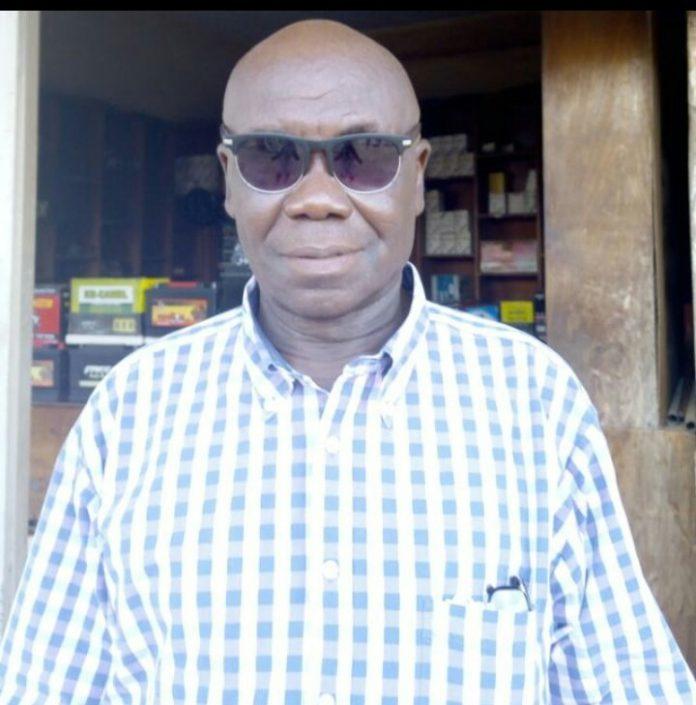 Mr. Kofi Darko