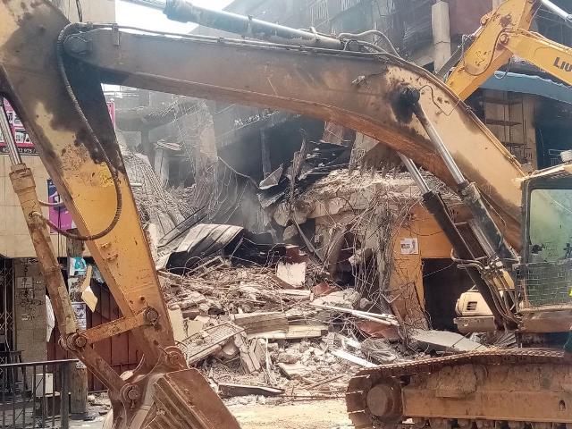 Social Demolition Exercise