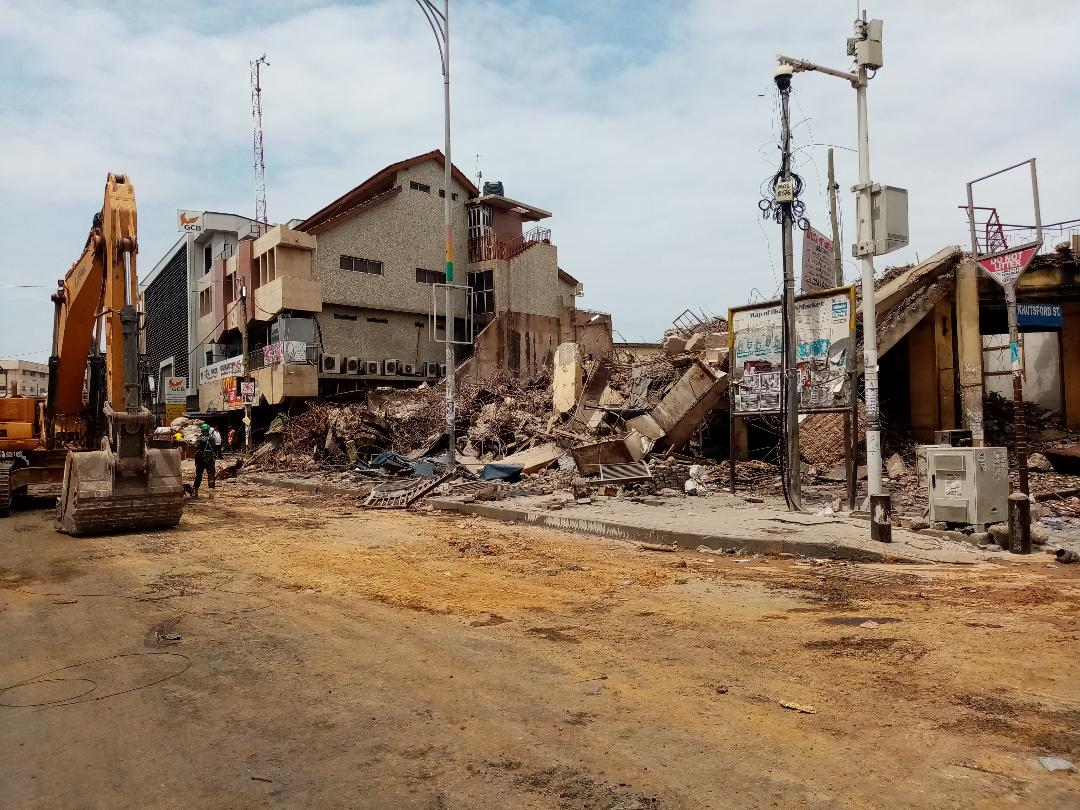 Social Demolition Traders