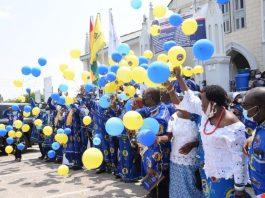 Social Methodist Anniversary