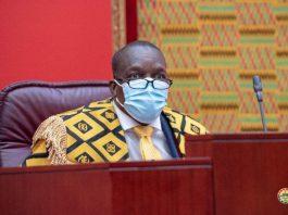 Speaker of Parliament, Alban Kingsford Sumana Bagbin