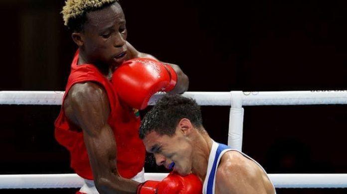 Sport Boxing Takyi