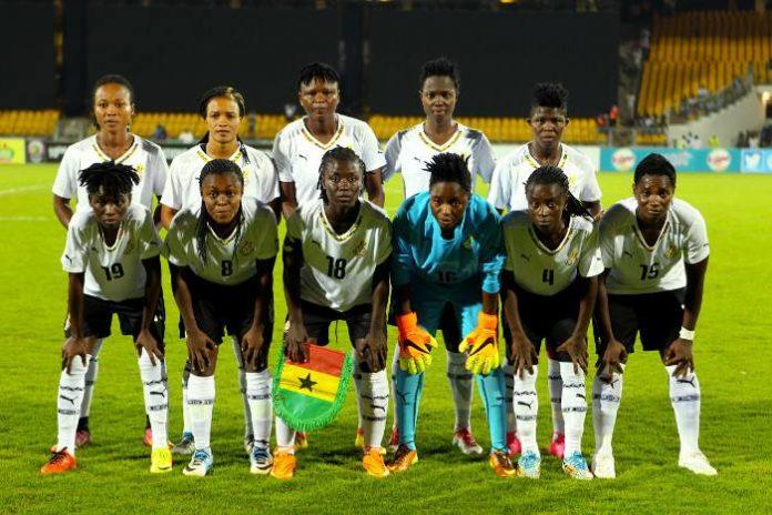 Black Queens At Afcon Cam