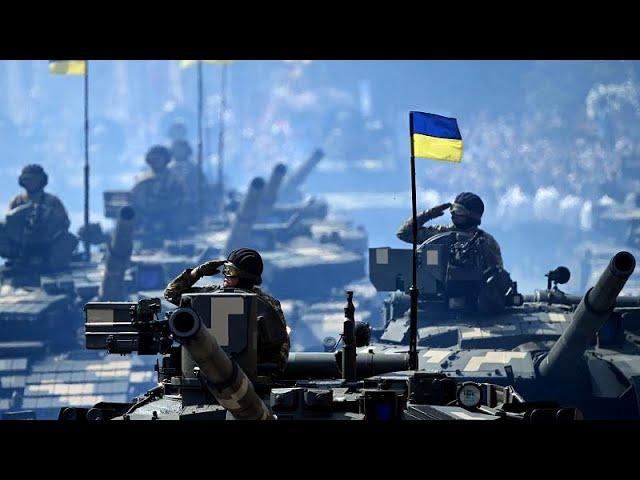 Ukraine Parades