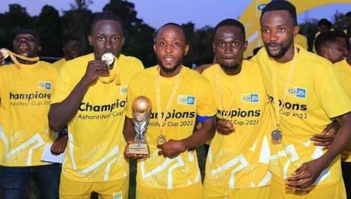 Abrepo Wins Mtn Ashantifest Cup