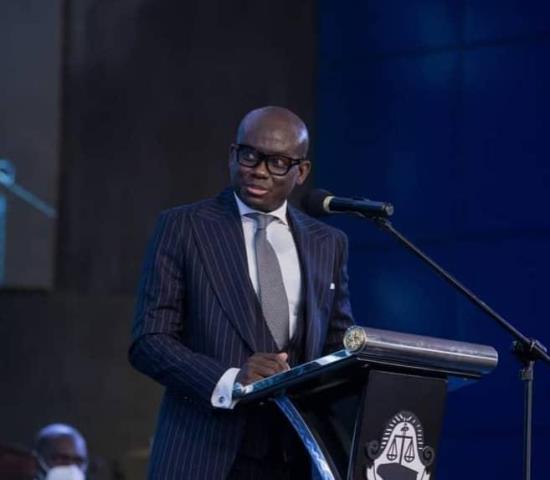 Mr Godfred Yeboah Dame,
