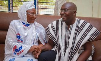 Bawumia Mum