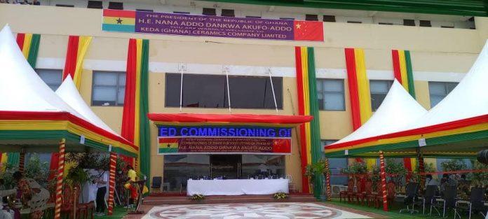 Economic President Commissioning Tiles