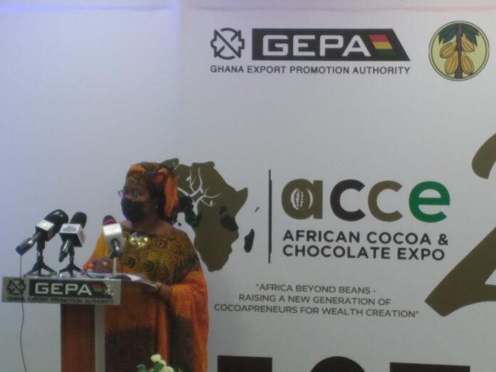 Economics Cocoa Expo