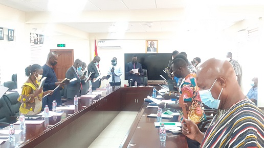 Education Councils Inauguration