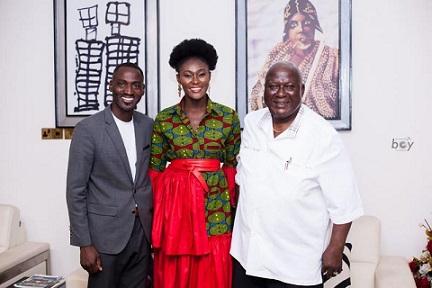 Entertainment Ghana Model Organizers