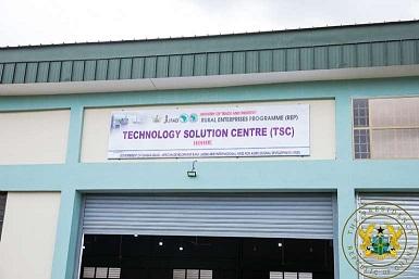 Hohoe Technology Solution Centre