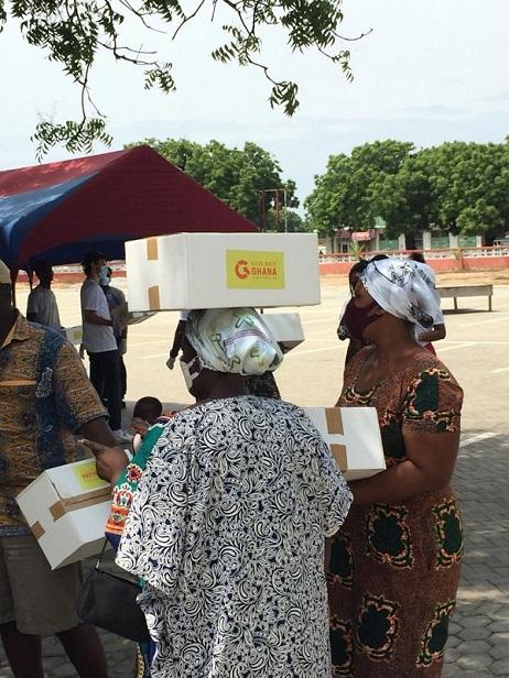Give Back Ghana