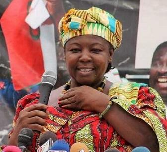 Madam Akosua Frimpomaa Sarpong Kumankoma