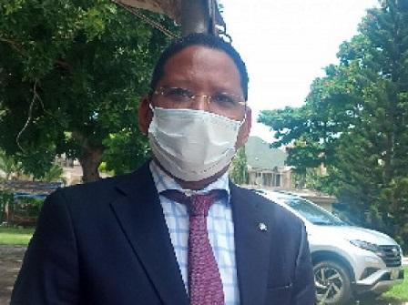 Mr Abdourahamane Diallo