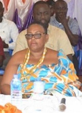 Nana Akosua Gyamfuaba