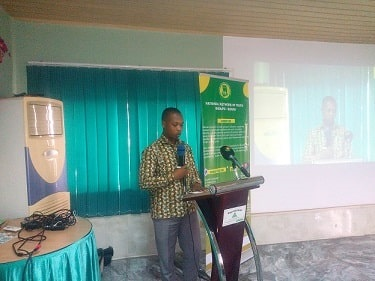 Programmes Manager And Head Of Research For Fosda Solomon Okai Min