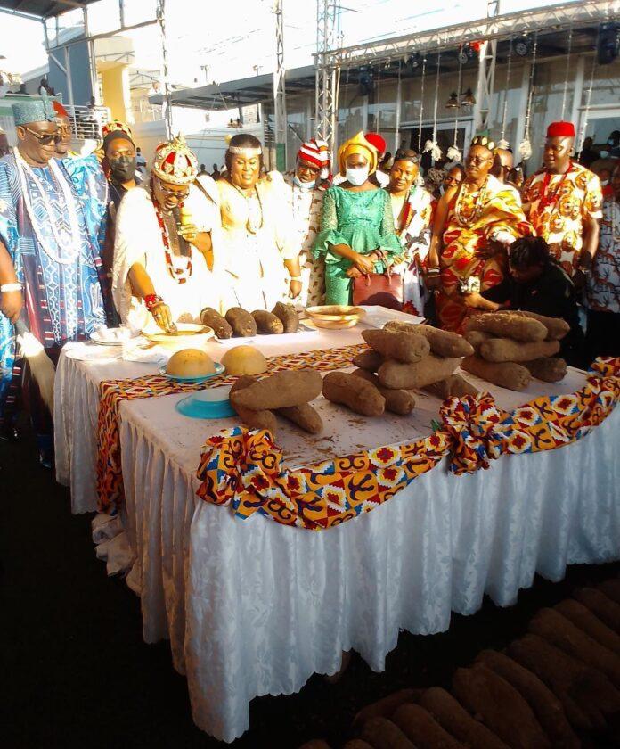 Igbo Yam Festival
