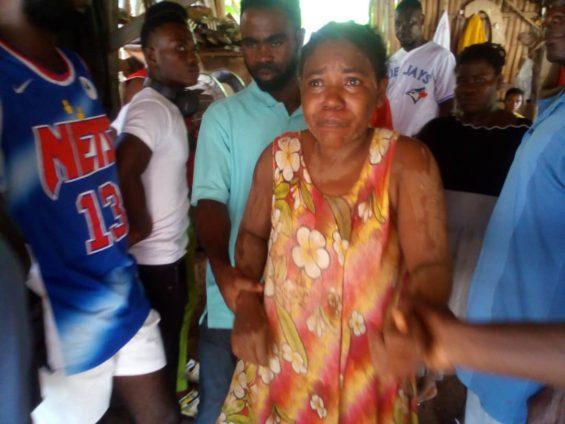 Takoradi Kidnapped Woman