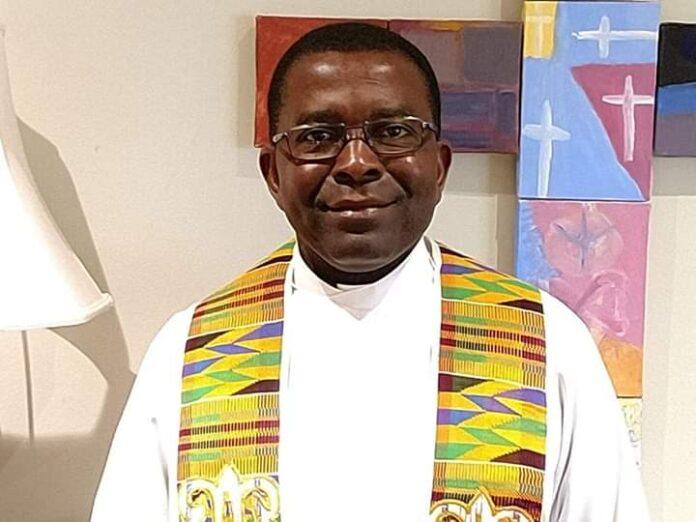 Very Reverend Dr George Kotei Neequaye