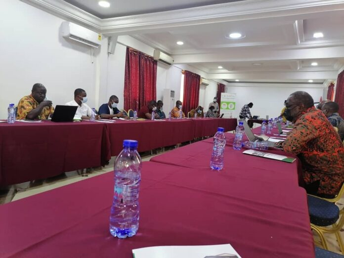Small and Medium forest enterprises trained